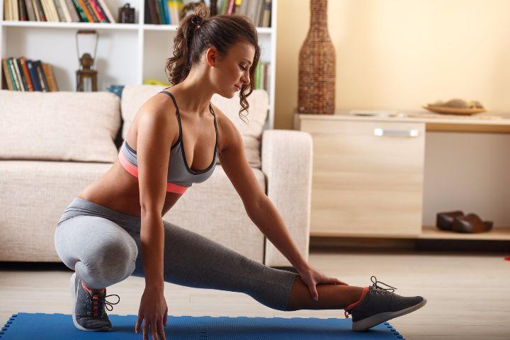 Эффективные упражнения убрать бока и живот фото